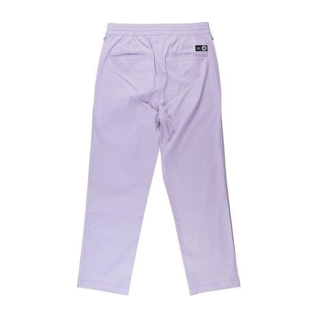 Welcome Principal Elastic Pant - Lavender