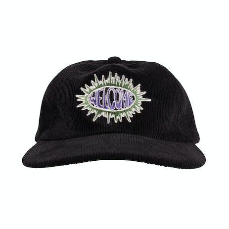 Welcome Burst Cord Hat - Black