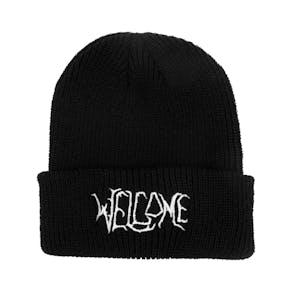 Welcome Lodge Beanie - Black