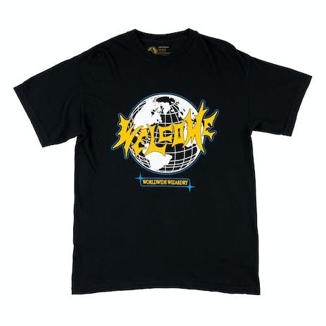 Welcome Mister Worldwide Garment-Dyed T-Shirt - Black