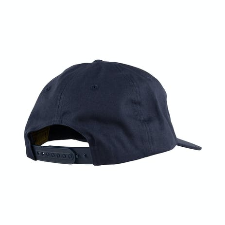Welcome Race Team Snapback Hat - Navy