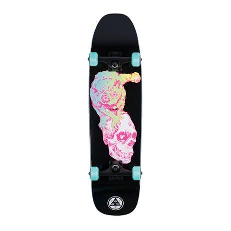 "Welcome Loris Loughlin 8.25"" Complete Skateboard - Black"