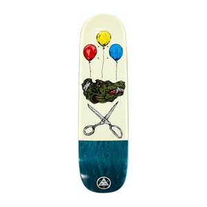 "Welcome Bark on Big Bunyip 8.5"" Skateboard Deck - Bone"
