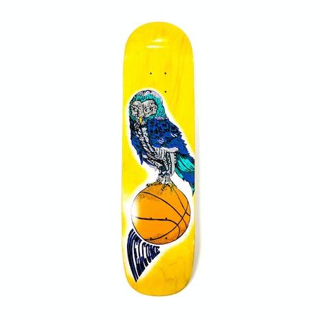 "Welcome Hooter Shooter on Bunyip 8.0"" Skateboard Deck"