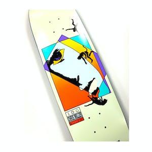 """Welcome Miller Faces on Catblood II 8.75"""" Skateboard Deck - Chris Miller"""