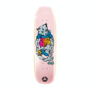 "Welcome Teddy on Wicked Queen 8.6"" Skateboard Deck - Nora"