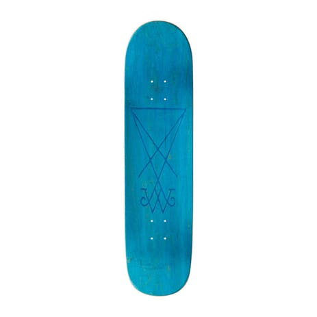 """Welcome Cetus 8.5"""" Skateboard Deck - Coral"""