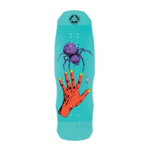 "Welcome Gateway 9.75"" Skateboard Deck - Teal Dip"