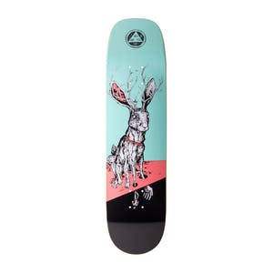 "Welcome Help 8.0"" Skateboard Deck - Mint"