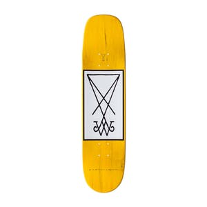 "Welcome Help 8.0"" Skateboard Deck - Mint"