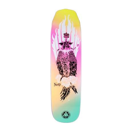 """Welcome Nora Peregrine on Wicked Queen 8.6"""" Skateboard Deck - Prism"""