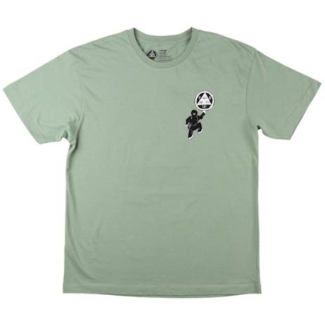 Welcome Peep This Premium T-Shirt - Sage