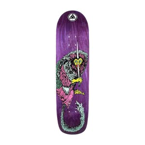 "Welcome Tamarin on Son of Planchette 8.38"" Skateboard Deck - Purple"