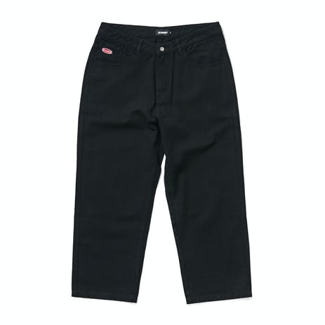 XLARGE Bull Denim 91 Pant - Black