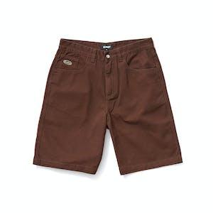 XLARGE Bull Denim 91 Short - Brown
