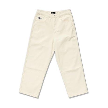 XLARGE Bull Denim 91 Pant - Cream