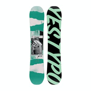 YES. Typo 159 Wide Snowboard 2020