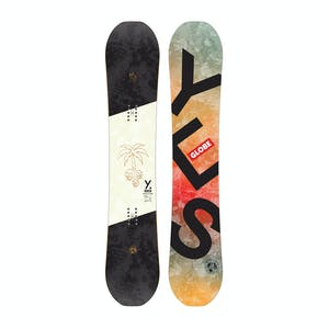 YES. x Globe Traditionalist Snowboard 2021