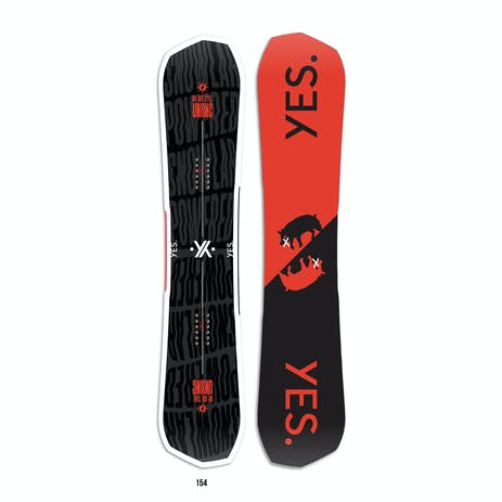 YES. Greats UnInc Snowboard 2021