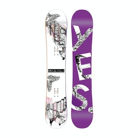 YES. Hel Women's Snowboard 2022