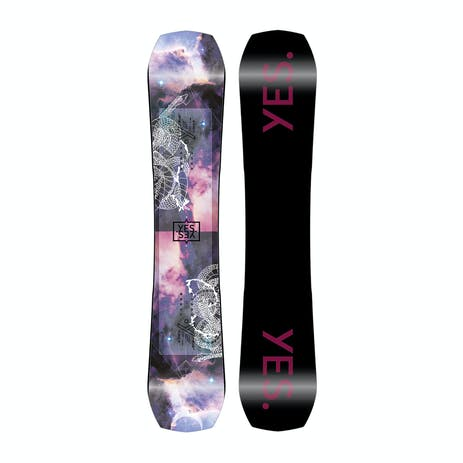 YES. Rival Women's Snowboard 2022