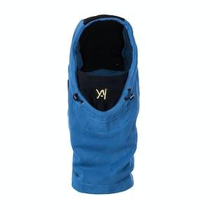 Yuki Threads Blackcomb Robin Hood Facemask - Blue Saphire