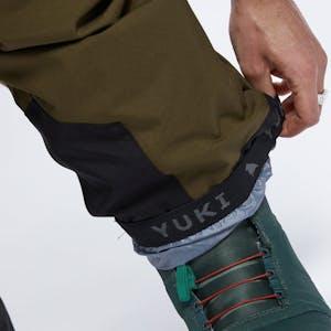 Yuki Threads Northbound Snowboard Bib 2020 - Amazon / Black
