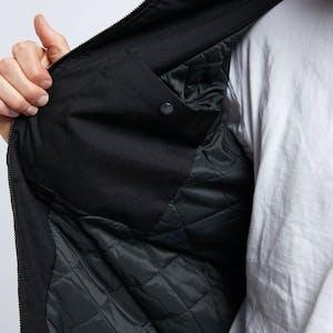 Yuki Threads Northbound Bomber Jacket - Black