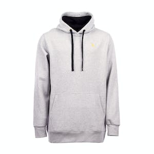 Yuki Threads Relaxed Old Mate Hoodie - Heather Grey