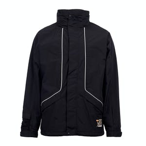 Yuki Threads Retro Snowboard Jacket 2021 - Black