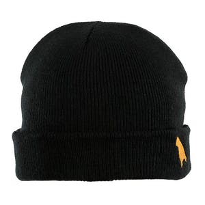 Yuki Threads Bird Beanie - Black