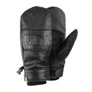 Yuki Threads Legit Snowboard Mitts 2020 - Black