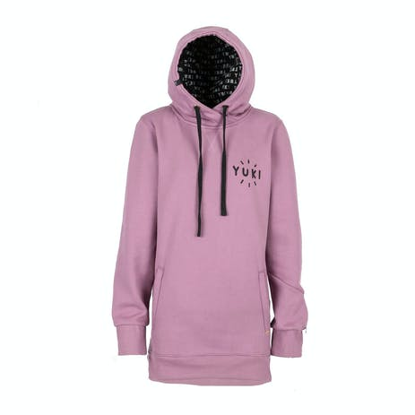 Yuki Threads Little Vegemite DWR Hoodie - Dirty Lilac