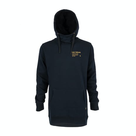 Yuki Threads Loop Shred DWR Hoodie - Navy
