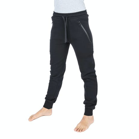 Yuki Threads Quitters Track Pants - Black