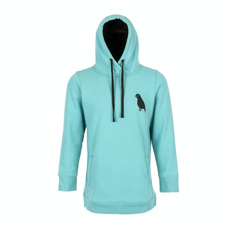 Yuki Threads Trim Hoodie - Sea Green