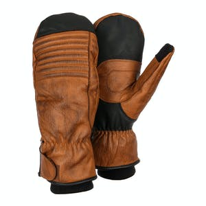 Yuki Threads Yard Snowboard Mitts 2019 - Aged Brown