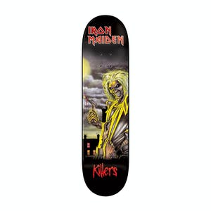 Zero x Iron Maiden Killers Skateboard Deck