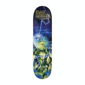 """Zero x Iron Maiden Live After Death 8.25"""" Skateboard Deck"""