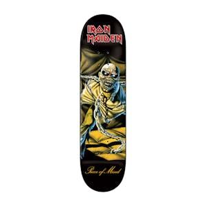 Zero x Iron Maiden Piece Of Mind Skateboard Deck