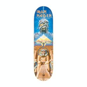 "Zero x Iron Maiden Powerslave 8.25"" Skateboard Deck"