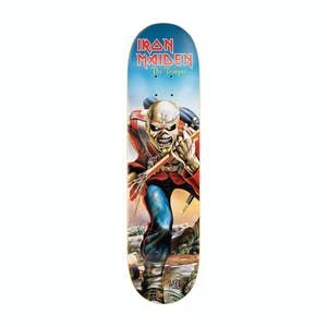 "Zero x Iron Maiden The Trooper 8.25"" Skateboard Deck"