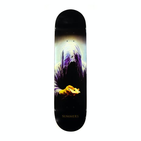"Zero Gabbers Don't Be Afraid 8.0"" Skateboard Deck"