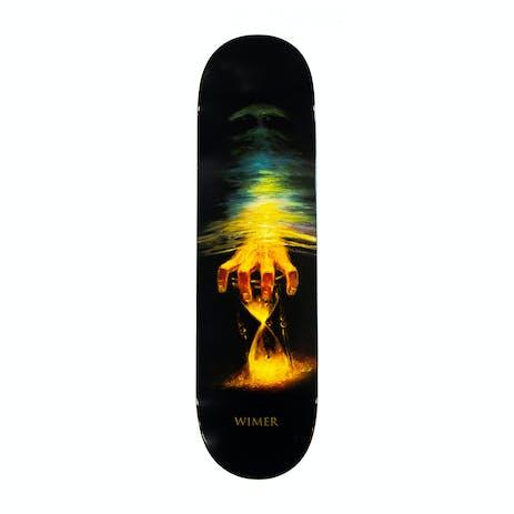 "Zero Wimer Fourth Dimension 8.38"" Skateboard Deck"