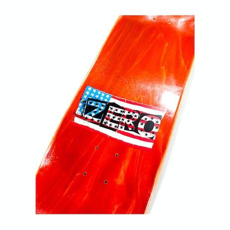 "Zero American Punk 8.25"" Skateboard Deck"