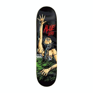"Zero Allie Death Grips 8.38"" Skateboard Deck"