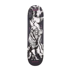 "Zero Burman Gnarly Gnomes 8.5"" Skateboard Deck"