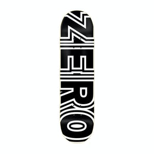 "Zero Classic Bold 8.5"" Skateboard Deck"