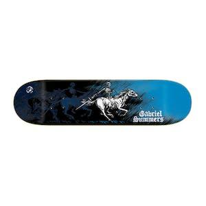 "Zero Gabbers Knight Rider 8.25"" Skateboard Deck"