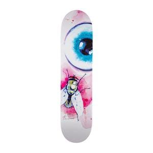 """Zero Brockman Let It Bleed 8.0"""" Skateboard Deck"""